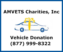 AMVETS Charities - Vehicle Donation